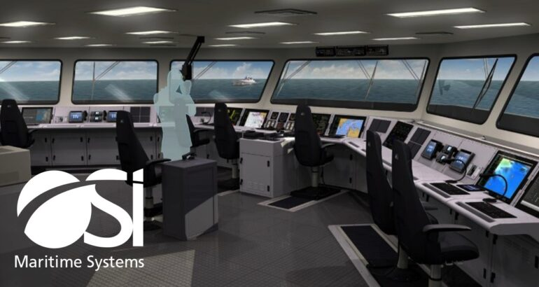 OSI to German Navy F126 Program with Integrated Bridge Management Systems