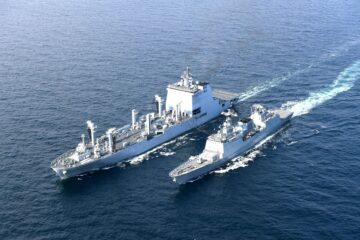 ROK Navy Vessels to Sail the Bering Sea for the First Time