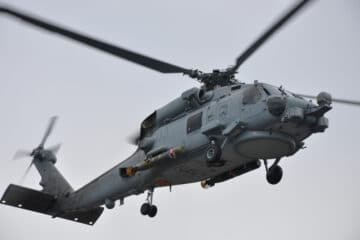 United States Approves Possible FMS of MH-60R Helicopters to Australia