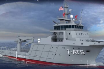Austal USA wins U.S. Navy contract for Towing Salvage and Rescue Ship