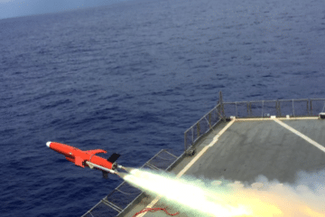 US Navy BQM-177A aerial target successfully tested off the coast of Japan
