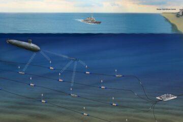 U.S. Navy replacing and upgrading underwater training range sites