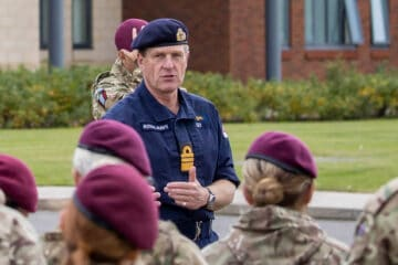 New First Sea Lord for the Royal Navy